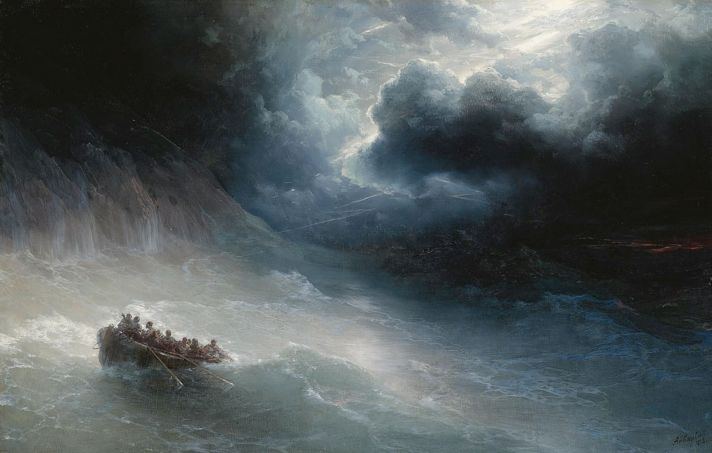The Wrath of the Sea
