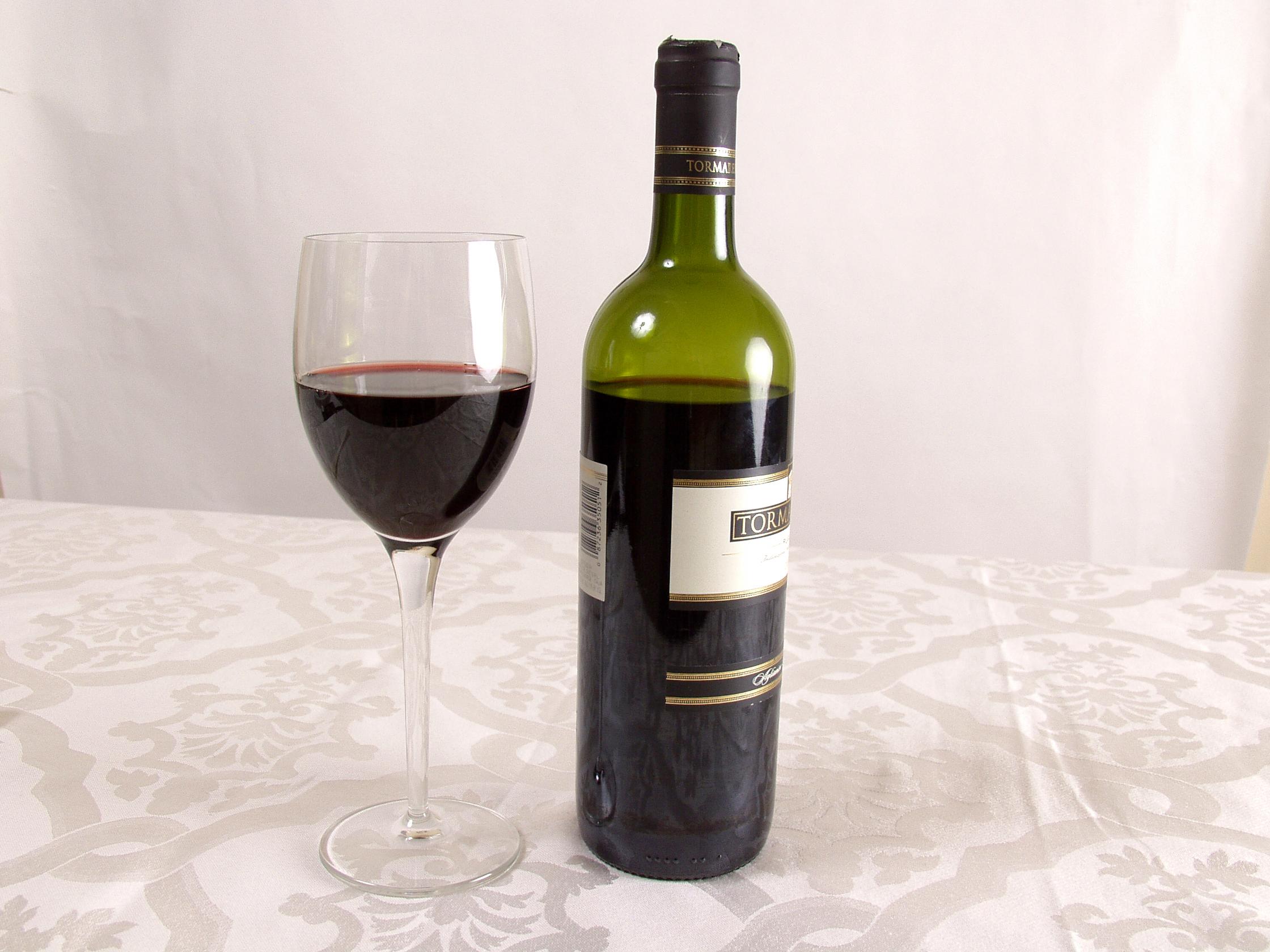 Poet Drinking Wine