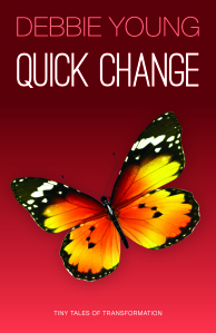 Cover of Quck Change flash fiction collection
